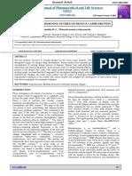In Silico Drug Designing Studies on Dengue Capsid Protein