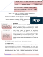 In Silico Studies on Dengue and Mers Coronavirus Proteins With Selected Coriandrum Sativum. L Herb Constituents