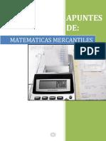 MATEMATICAS MERCANTIL