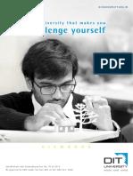 DITU Brochure
