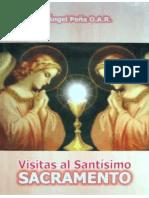Oraciones de adoracion a la eucaristia