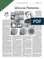 A Mat Na Natureza(Jornal) 5-6-2015