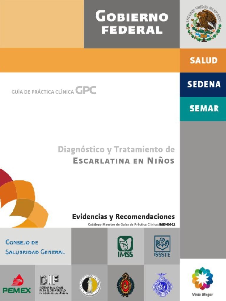 Diagnostico Diferencial De Escarlatina Pdf