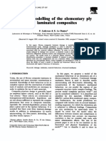 1992 LADEVEZE Damage Modelling of the Elementary Ply for Composite Materials