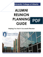 Reunion Manual 2011 Edition
