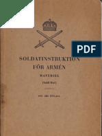 Soldatinstruktion for Armen materiel (Swedish, 1951).pdf