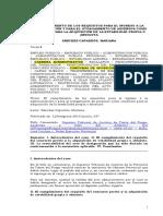 Sanchez Caparron, Mariana - El Cumplimiento de Los Requisitos Para El Ascenso...