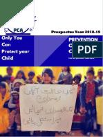PCA Prospectus year 18'-19'