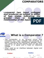 Lecture 6 Comparator