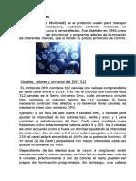 Protocolos Dmx