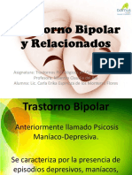 Trastorno Bipolar y Relacionados (1)