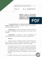 OS N 059 - Acidentes Materiais