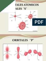 Orbitales atomicos