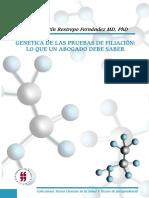 Genética de las pruebas de filiación.pdf