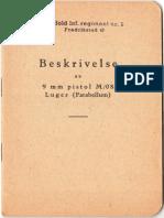 A120 Norwegian P08 Manual 1949