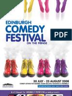 Edinburgh Comedy Festival 2008
