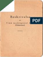 A122 Norwegian MP40 Manual 1949