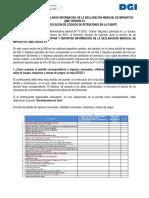 Guía Para Declaración Mensual de Impuestos (Dmi-Versión 2.0)