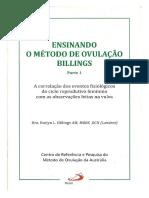 Docgo.net-Ensinando o Método de Ovulação Billings Dra. Evelyn Billings Parte 1 (1).PDF