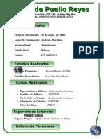 Cleotilde Puello Reyes