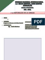 Diapositivas de LENGUAje Comuni