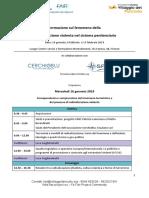 Agenda Formazione Opertori Firenze-Radicalizzazione