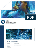 Machine Learning SB2019
