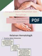 Penyakit Dalam Kehamilan Dan Persalinan