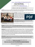 Cox News Volume 8 Issue 16 (1)