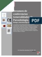 Texto de Parasitología i