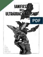 manifiesto ultraracionalista
