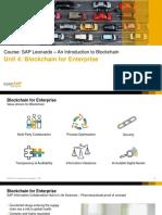 SAP Blockchain
