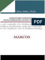 Samuel Perez Millos - Comentario Exegético Al Texto Griego .. (1)