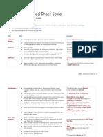 AP Style Guide Cheat Sheet.pdf