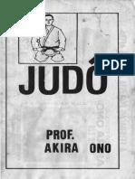 Judô - Prof. Akira Ono
