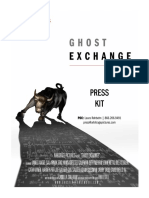 Ghost Exchange Press Kit