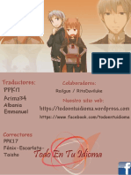 Spice and Wolf Spring Log I Historia 1