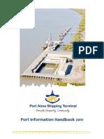 Port Alma Information Handbook 2011