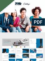 Catálogo 2018 Pro r05