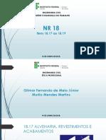 Seminário - NR 18.pptx