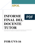 For-uvs-16 Informe Final Practicas Tutor_limonal_ana Belen Jimenez Bonilla Final