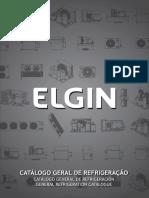 Elgin CatalogoRefrigeracao2017 Vdigital