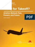 Ready for Take Off? Aviation Biofuels Past, Present, and Future
