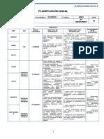 Tecnologia Planificacion - 3 Basico