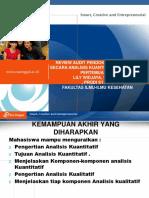 PPT UEU Audit Dokumentasi Klinis 2 Pertemuan 14