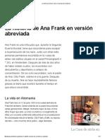 La Segunda Guerra Mundial • Ana Frank