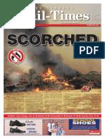 Northern Grampians Complex Fire Coverage