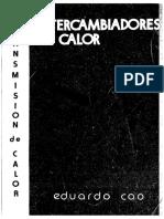 Intercambiadores de Calor - Eduardo Cao.pdf