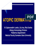 Mk Juvenile Rheumatoid Arhtritis