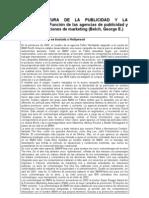 Estructura de La Publicidad - Belch